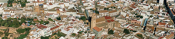 You will fall in love with Alcalá. A town to be discovered.